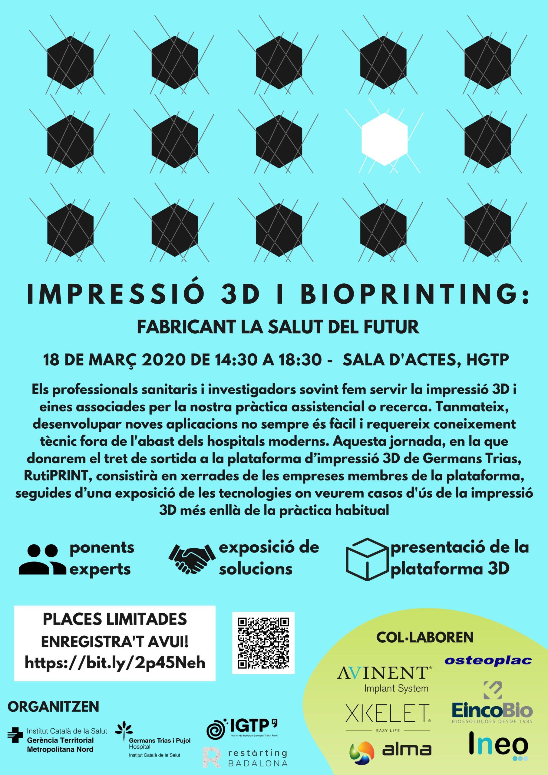 Impressiói 3D i Bioprinting