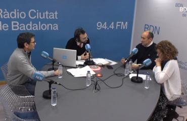 Restarting Badalona al programa de radio Badalona Matí